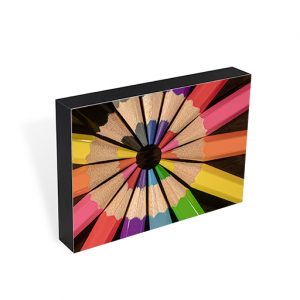 Circle Of Colour Photo Block