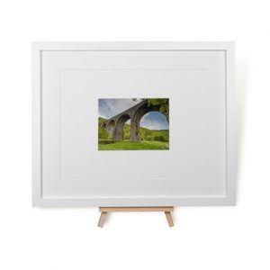 Monsall Viaduct Framed Print